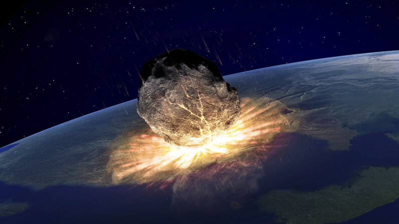 """Some doomsday predictors are anticipating the world to """"end as we know it"""" on Saturday, Sept. 23, 2017. ANDRZEJ WOJCICKI/Getty Images"""