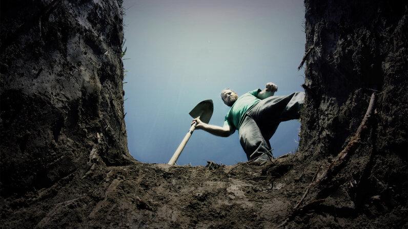 exhumation, DNA