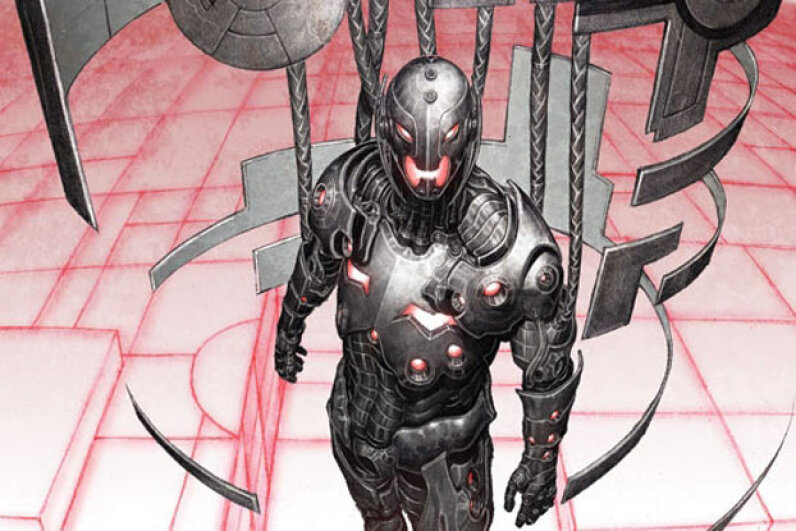 Welcome to the Age of Ultron. Marvel Entertainment