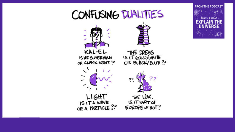 Daniel and Jorge Explain the Universe cartoon