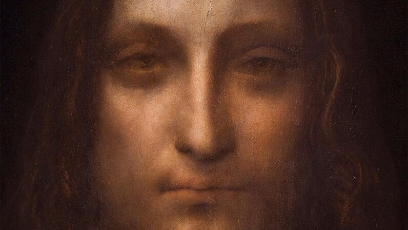 da Vinci, eyes