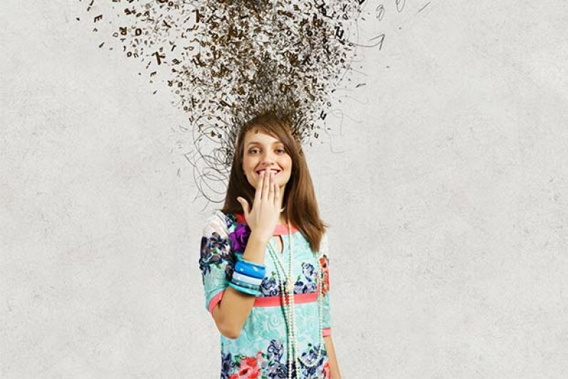 Some people refuse to let any thought go unrecorded. Sergey Nivens/iStock/Thinkstock