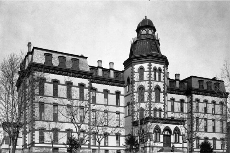 Howard University circa 1900