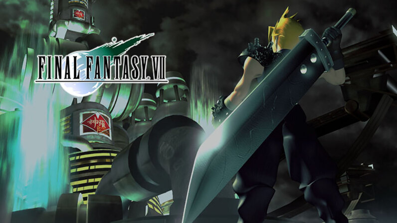 "Originally released in 1997, ""Final Fantasy VII"" became one of the most popular games on the original PlayStation console, and helped changed the video game landscape. Square Enix"