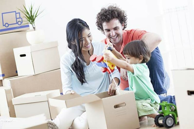 Most states have programs to help first-time homebuyers. LuminaStock/iStock/Thinkstock