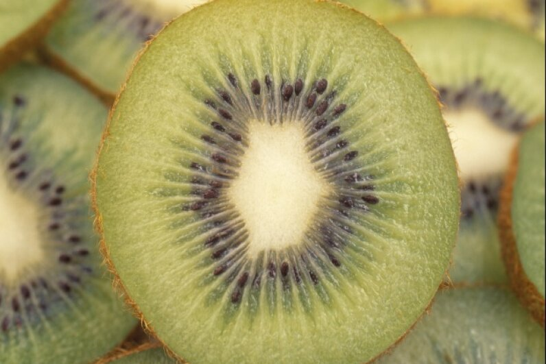 Chinese gooseberry just doesn't have the same ring as a Kiwi kiwifruits. Neil Farrin/AWL Images/Getty Images