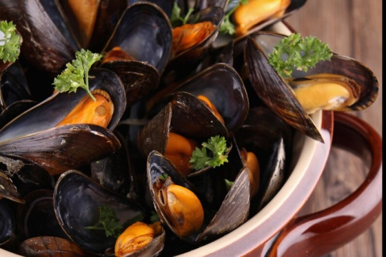Oh, shellfish. So delicious, so dangerous from May through August. © margouillatphotos/iStockphotos