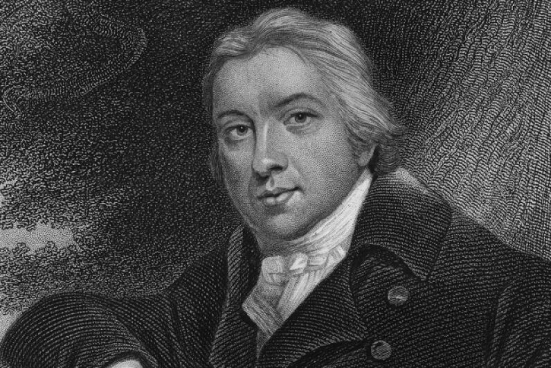 British physician Edward Jenner discovered the vaccine for smallpox. Hulton Archive/Getty Images