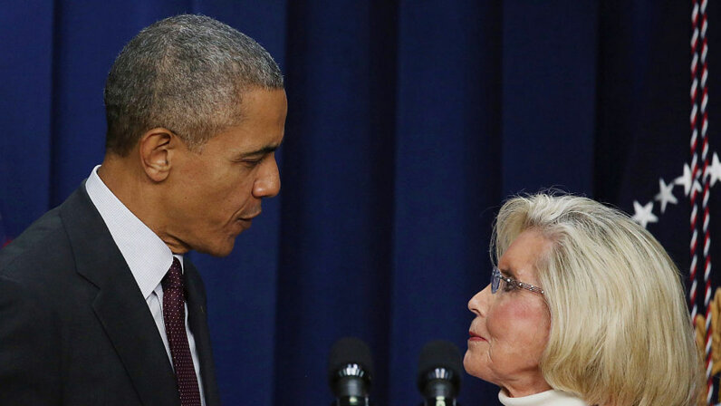 Barack Obama, Lilly Ledbetter