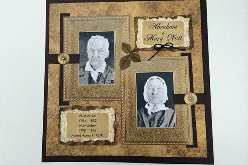 nancy's grandparents