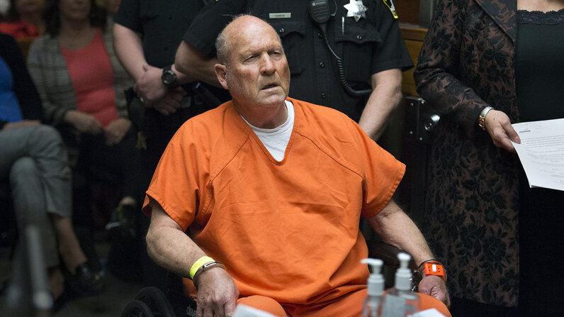 serial killers on loose Golden State Killer