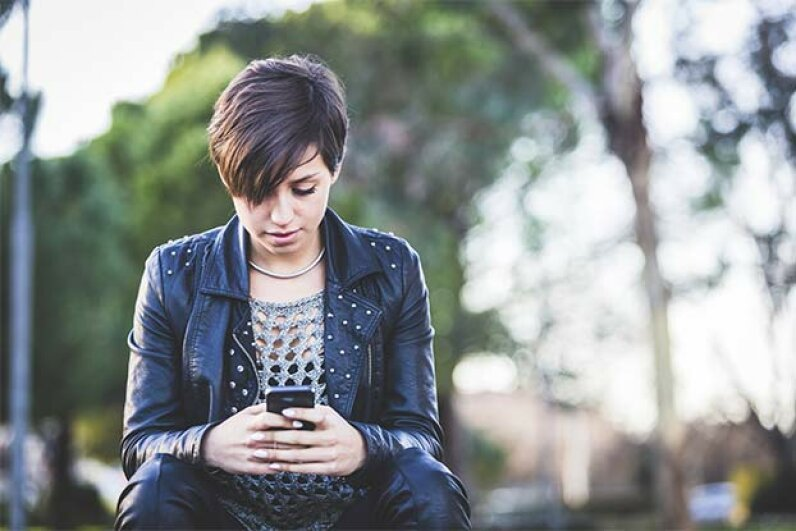 The county of Kent in England offers a GPS-enabled iPhone app called Kent C Card, which guides local teenagers to the nearest clinics where they can get both condoms and advice on sexual health. William87/iStock/Thinkstock