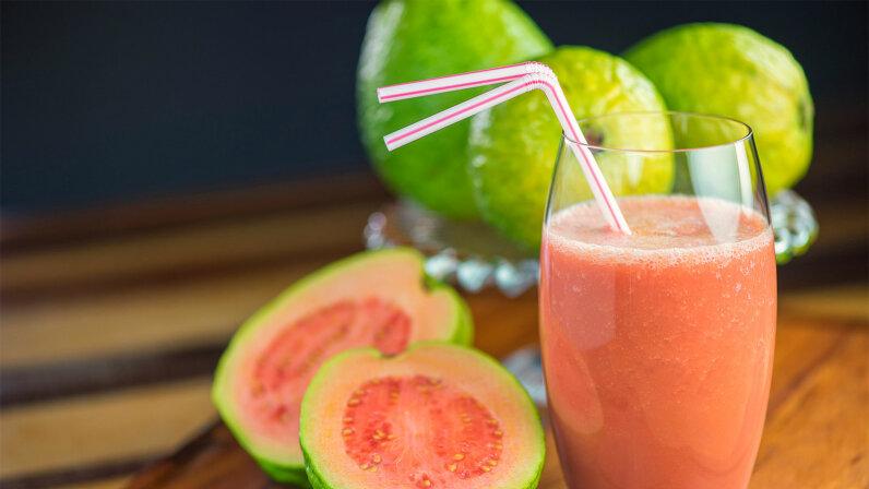 guava, guava juice