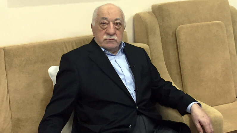 Turkish cleric Fethullah Gulen