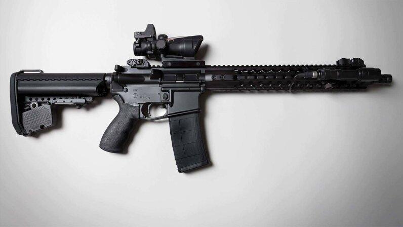 AR-15, history
