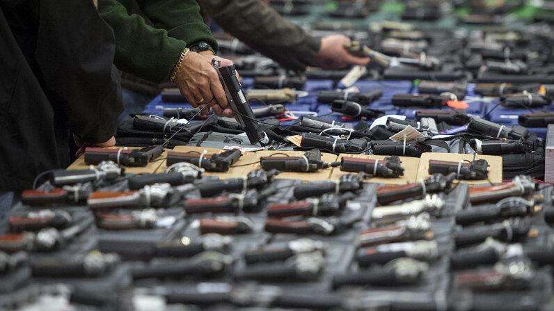 gun control debate