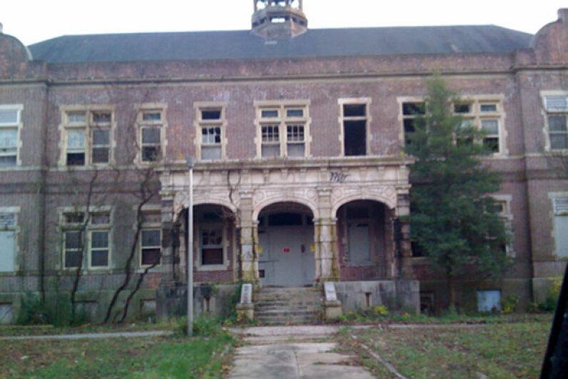 Pennhurst Asylum