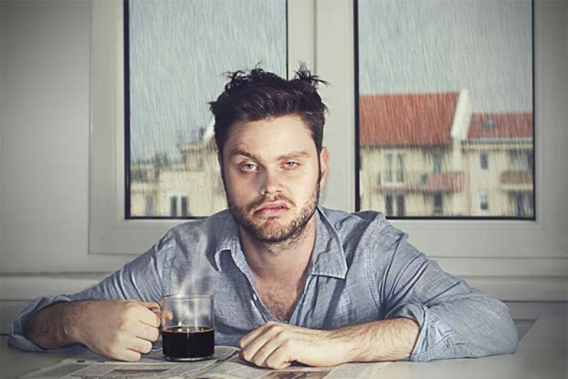 Is that cup of black coffee really going to help your hangover? vasakna/iStock/Thinkstock