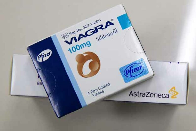 The accidental discovery of Viagra's power to cure ED has made a lot of men very happy. Christopher Furlong/Getty Images