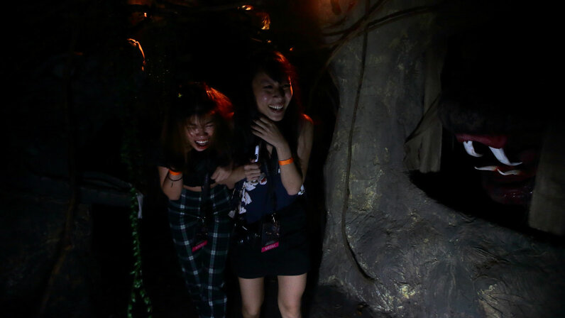 Universal Studios Singapore; Halloween Horror Nights