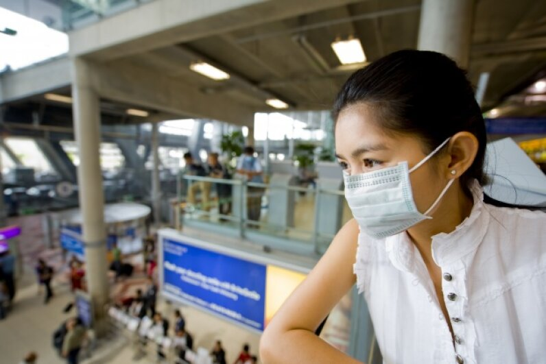 Enforcing travel bans during an epidemic could actually make the situation worse. Marcel Braendli/iStock/Thinkstock