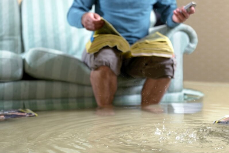 Don't wait until disaster strikes to closely examine your insurance policy. Michael Blann/Digital Vision/Thinkstock