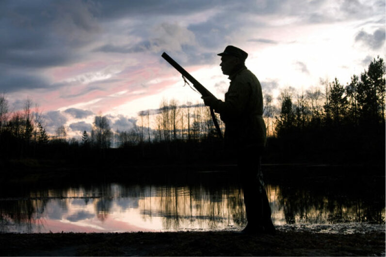 Hunters and farmers often use frangibles to shoot rats and other pest animals. These so-called varmint bullets can easily kill a small animal, yet if a shooter misses his target, there's little danger of harming someone else in the vicinity. iStockphoto/Thinkstock