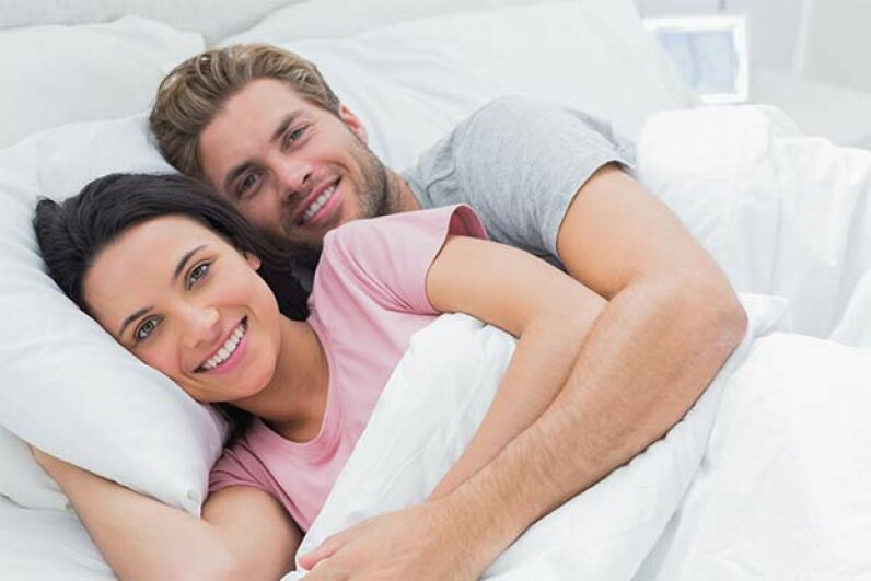 Yes, people will actually pay for a cuddle -- the clientele is mostly men paying for a female cuddle buddy. Wavebreak Media/Thinkstock