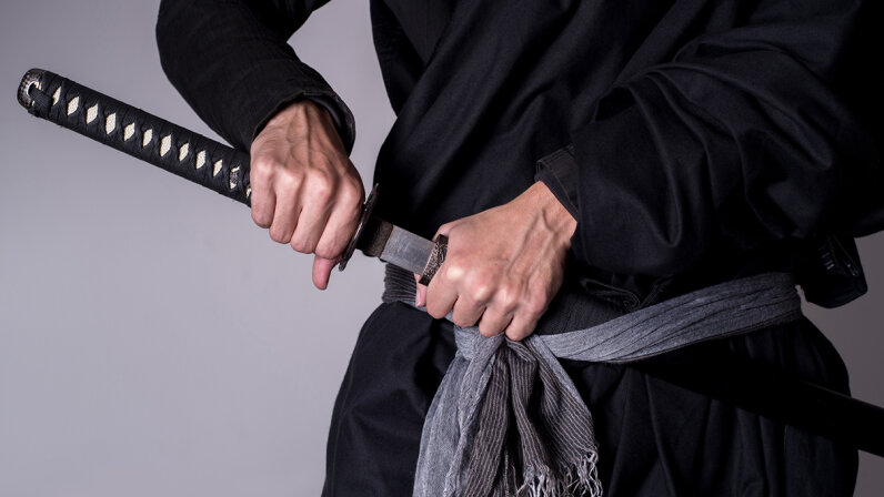 Why does the katana sword hold such a rarified position not just in Japanese, but in global, culture? dado/Getty Images