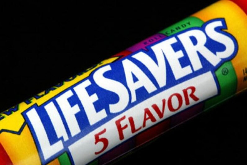 Roll of Life Savers