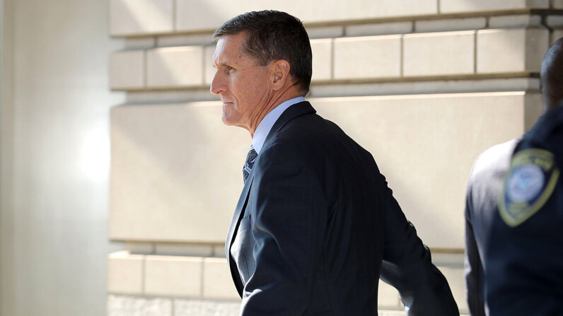 Michael Flynn Logan Act