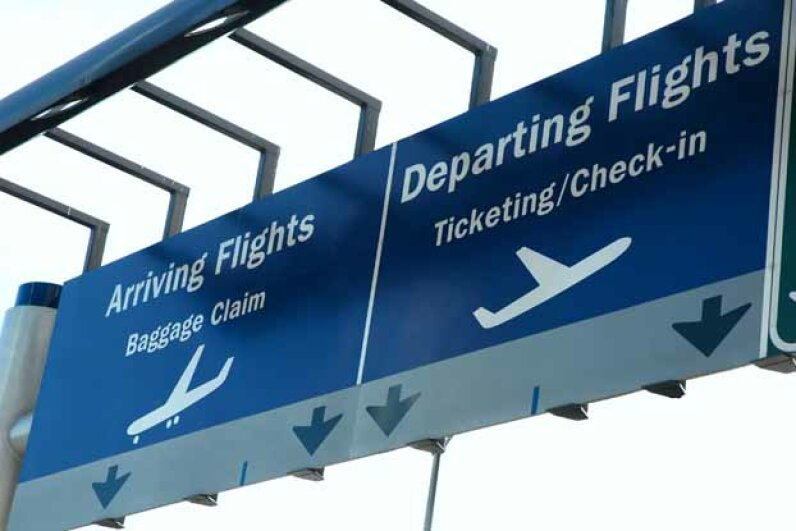 If you live near more than one airport, compare the fares. Hemera/Thinkstock.com