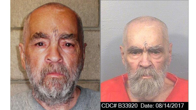 Charles Manson Manson murders