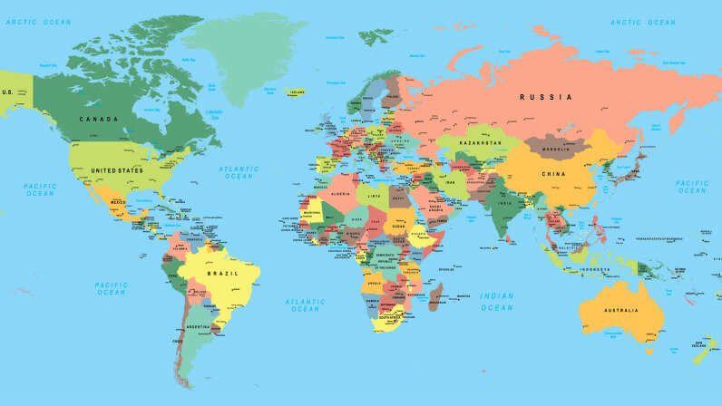 Degrees In Canada Map Maker How Maps Work | HowStuffWorks