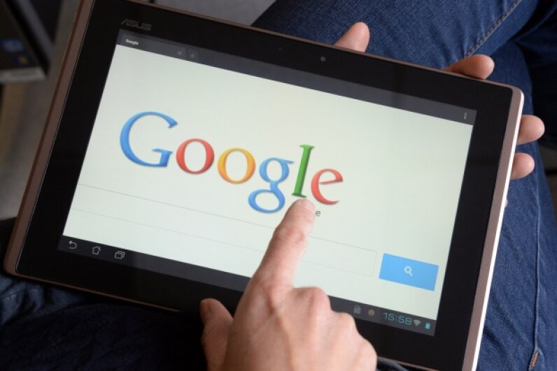 To get the most traffic possible, your site should be optimized for search engines like Google's. DAMIEN MEYER/AFP/Getty Images