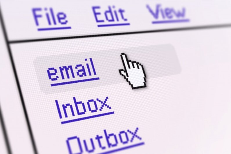 Compile an email list so you can send out newsletters to your subscribers. Gavin Dunt/iStock/Thinkstock