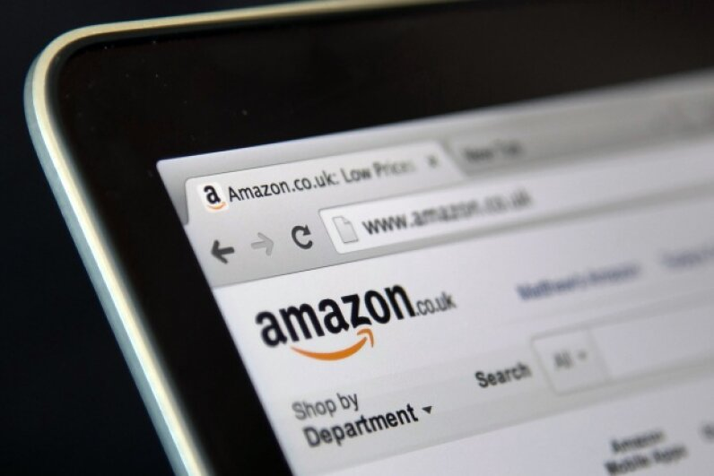 Amazon has one of the most popular affiliate programs. Matt Cardy/Getty Images News/Getty Images