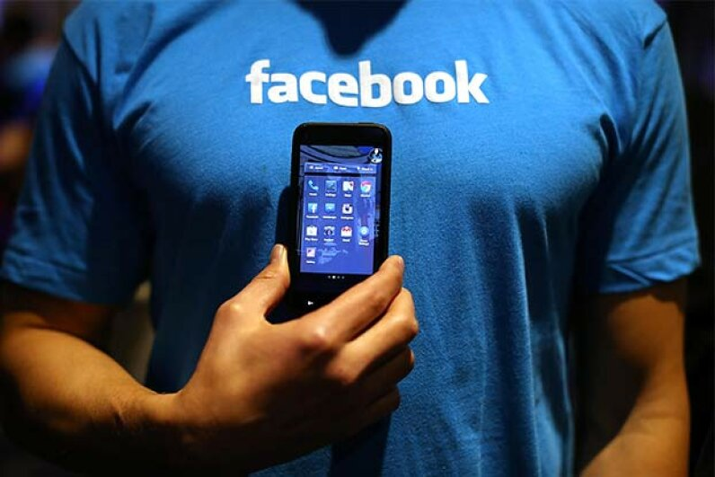 Not every millennial is a Facebook whiz or even loves social media. Justin Sullivan/Getty Images