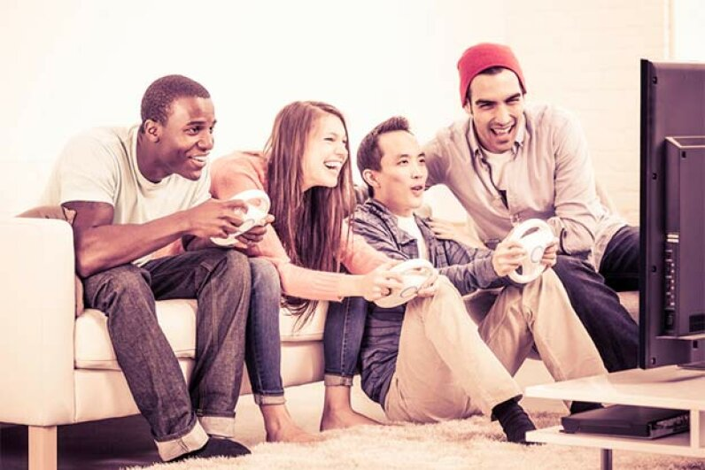 The loft life is great when you're young but surveys show millennials value home ownership too. ranplett/E+/Getty Images