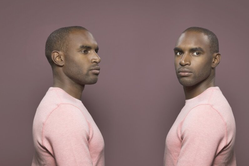 What if your doppelganger ran off with your identity? Jonathan Knowles/Stone/Getty Images