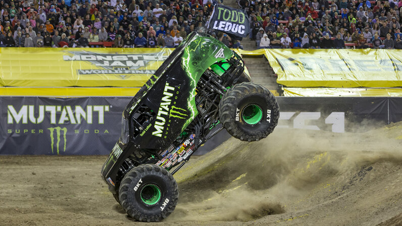 Monster Truck Jam events