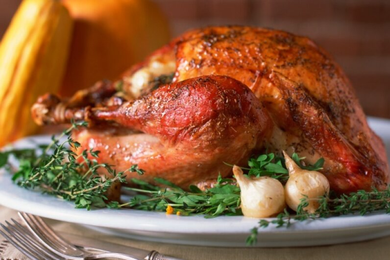 Turkey's been getting false credit as a sleep aid for years. ©Creatas Images/Thinkstock