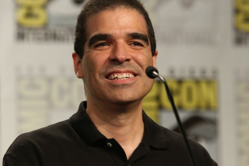 """Mortal Kombat"" creator Ed Boon, pictured here at a 2013 appearance, put the ERMAC rumors to rest in 2011. © Chris Frawley/WBTV via Getty Images"