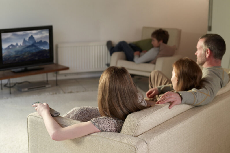 Tracking American viewing habits through Nielsen is the industry's main measure of success. Michael Blann/Getty Images