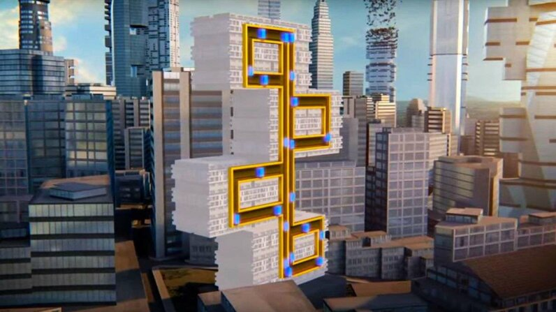 thyssenkrupp MULTI  the worlds first rope-free elevator system Thyssenkrupp