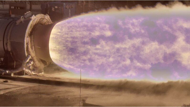 NASAs new High Dynamic Range Camera Records Rocket Test NASA