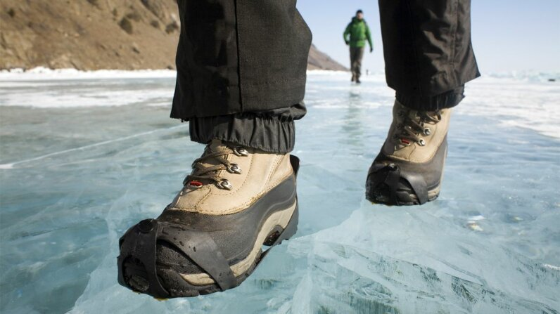 BrainStuff: Why Is Ice Slippery? HowStuffWorks