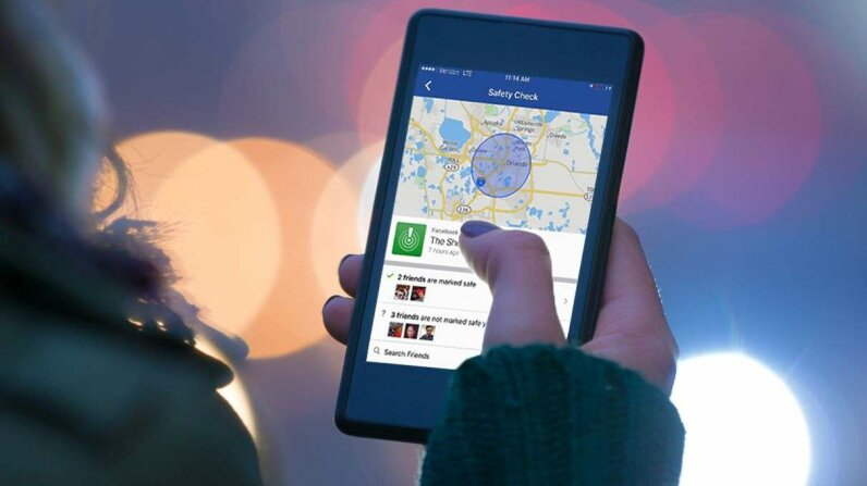 Facebook first launched Safety Check in October 2014 as a tool for keeping communication lines open during natural disasters. After the Paris attacks, it expanded that disaster category to include man-made disasters, too. M-Gucci/Thinkstock