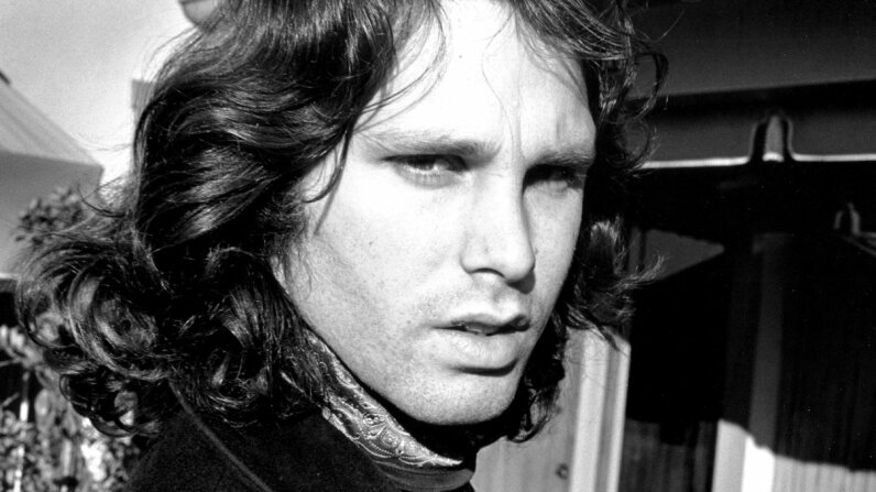 Jim Morrison, lead singer of The Doors, had a genius IQ. Michael Ochs Archives/Getty Images