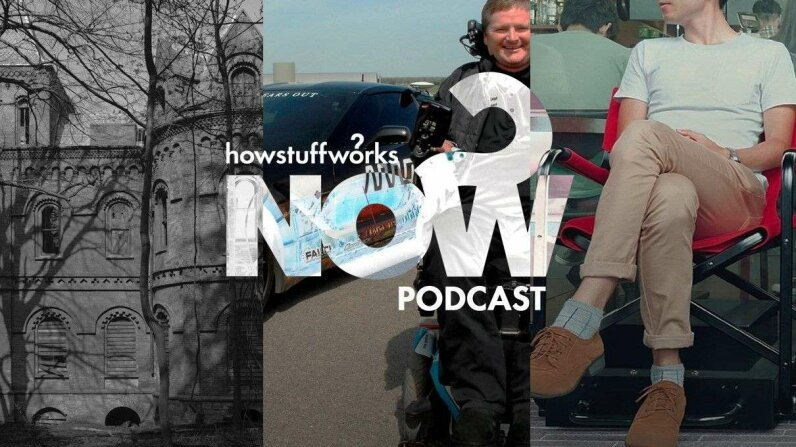 Hear and Now: A Chair That'll Save You From Standing in Line. Forever. HowStuffWorks NOW